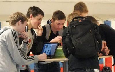 Ondernemers helpen leerlingen